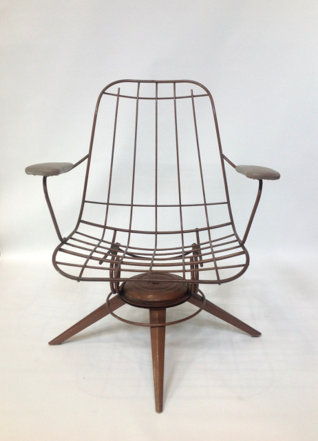 Mid Century Modern Rocking Chair Pair Of Mid Century