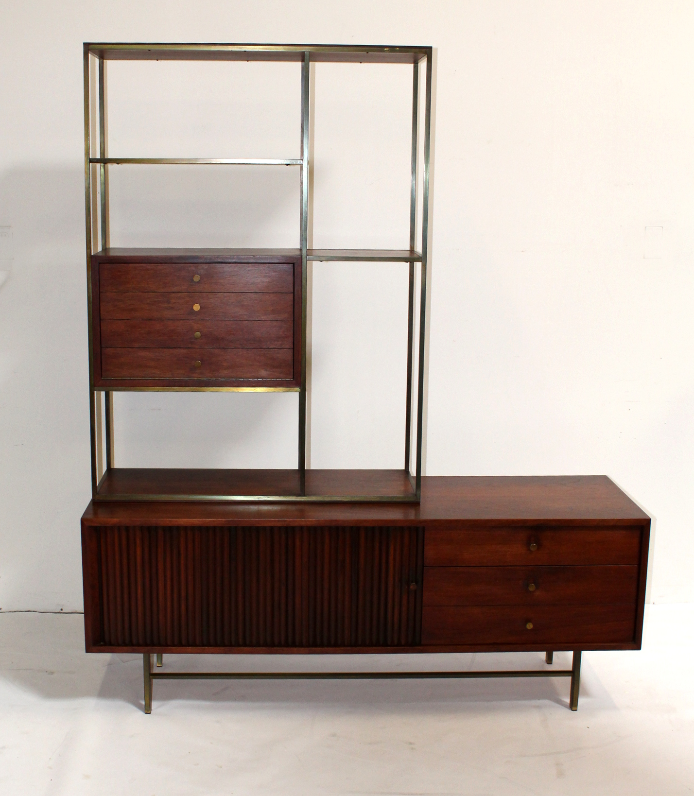 Mid Century Modern Room Divider Wooden Room Dividers for Sale