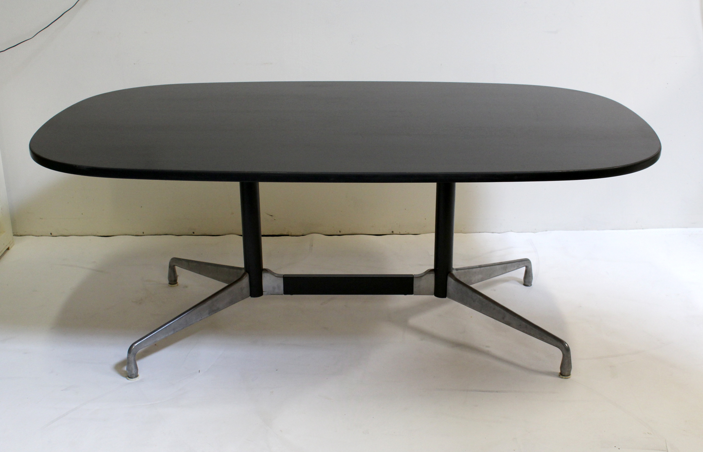 Herman Miller Eames Conference Table MidCentury Modern Eames For - Eames oval conference table